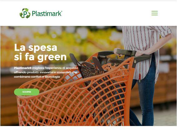 Nuovo look per Plastimark